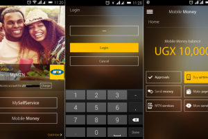 mymtn mobile app mobile money services