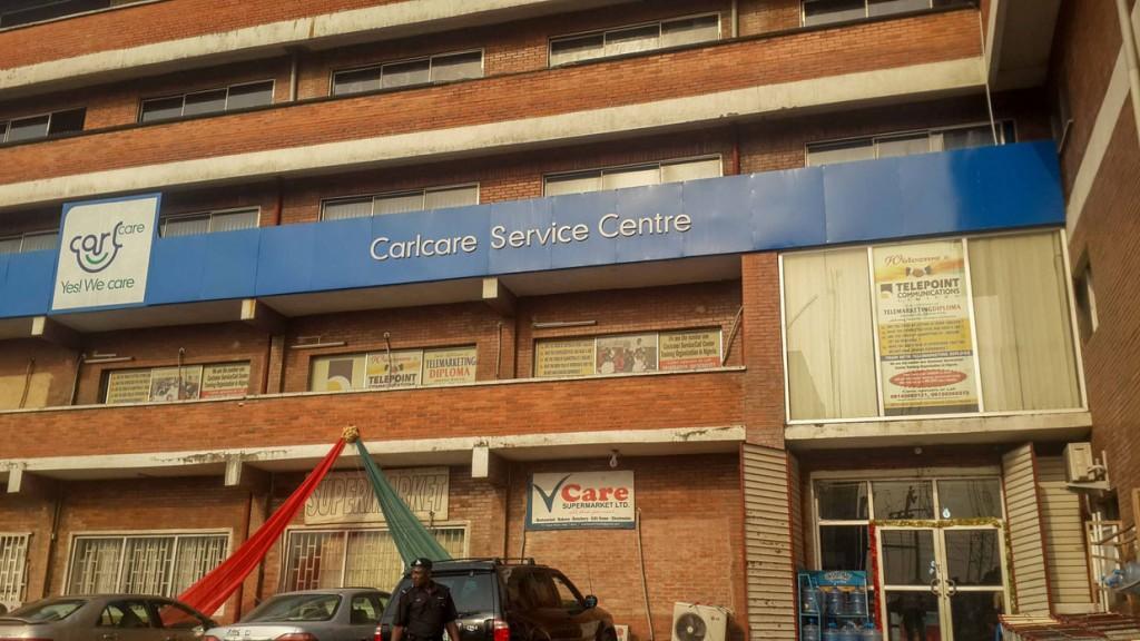 Carlcare Centre in Nigeria 2