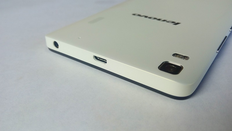 Lenovo k3 Note USB Port