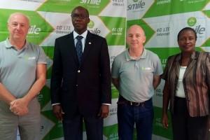 Smile Uganda CEO MD & UCC