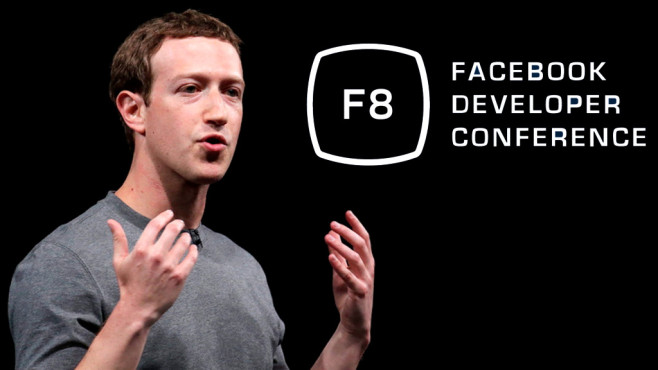 Facebook-Developer-Conference-F8-