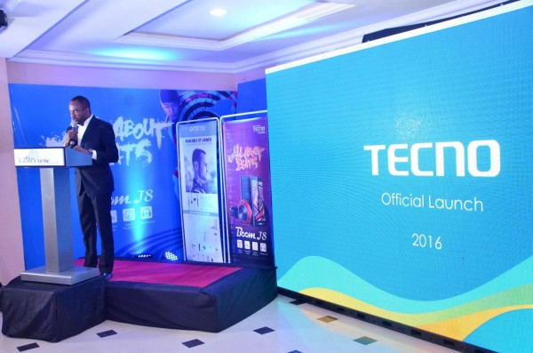 TECNO-Boom-J8 Nigeria Launch - Bella Naija