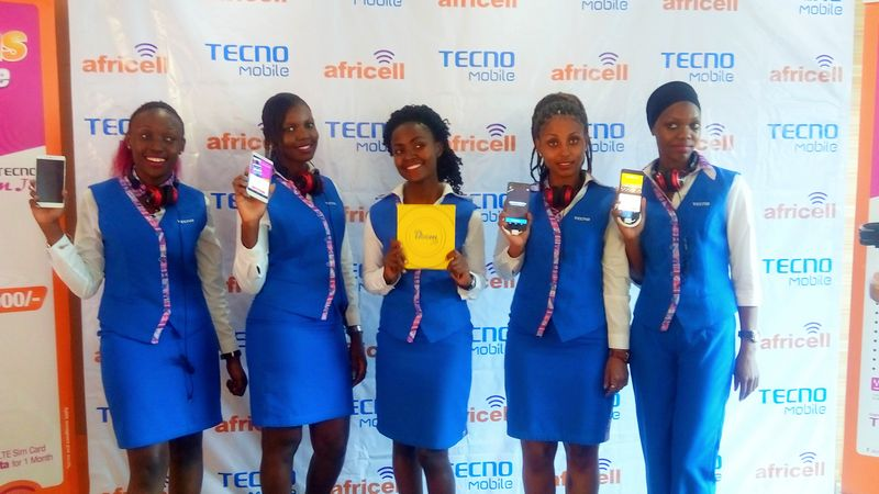 Tecno Boom J8 Uganda Launch1