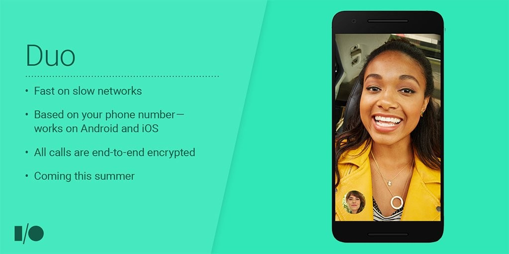 google duo how to make a video call