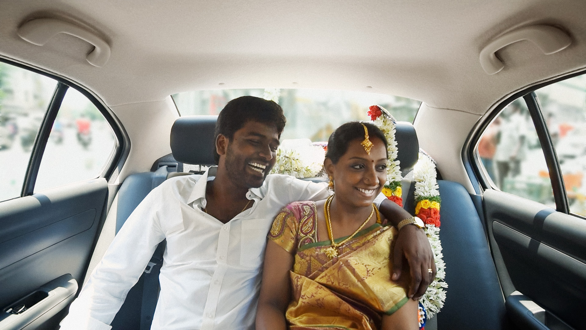 Uber Couple from India