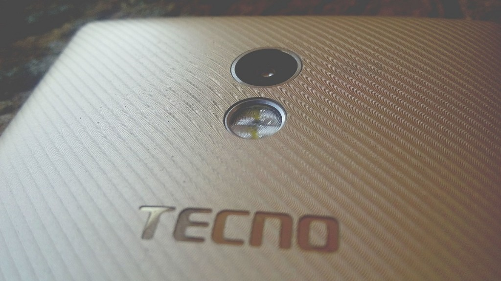 Tecno C9 back Camera