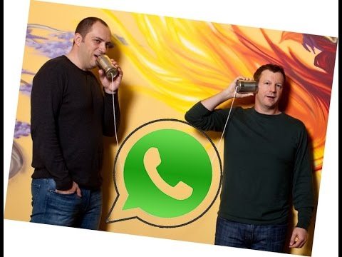 whatsapp founders