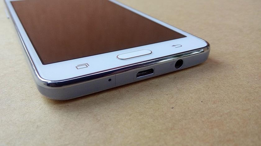 Samsung On5 ports