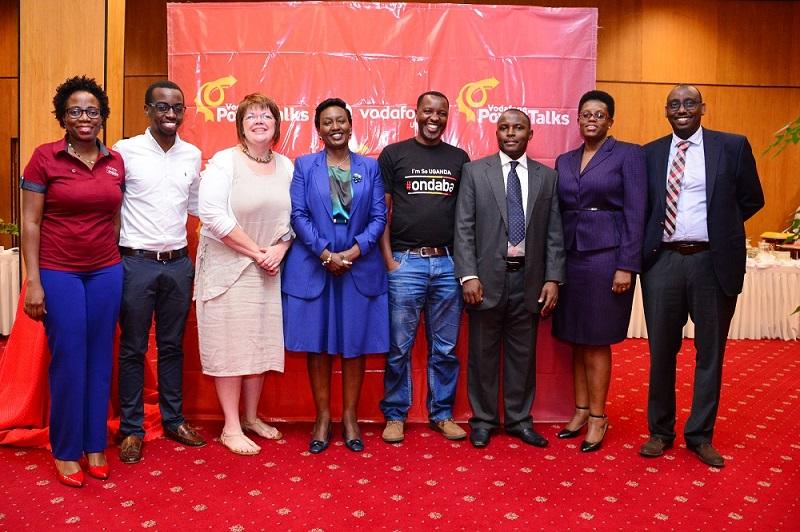 Vodafone Power Talks 5 Panelists - Tourism