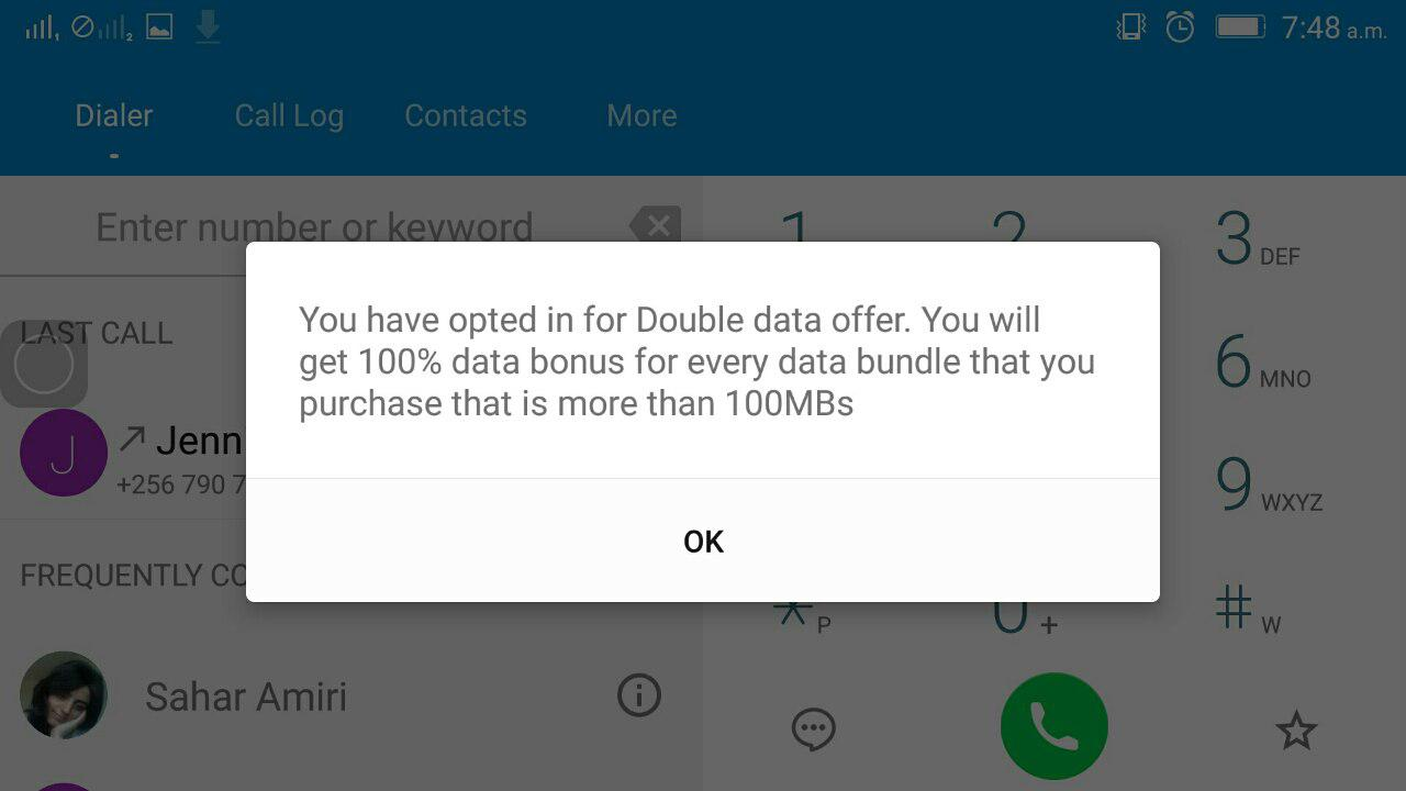 Double Data #airtelgattawo