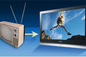 Digital-Analogue-Television