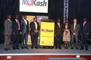 MTN MoKash Launch