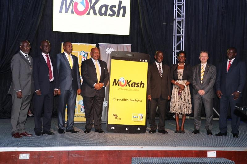 MTN MoKash Launch