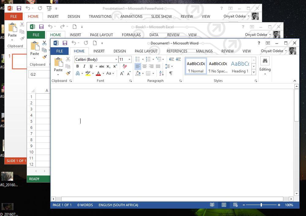 Microsoft Office Vs WPS Office
