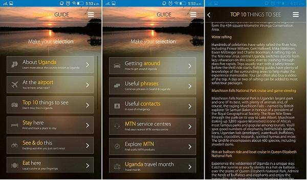 MTN Uganda Guide