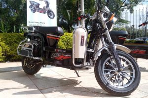 Electric Motorcycles in Uganda