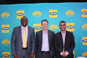 MTN Uganda and MMI Holdings launch aYo a mobile based micro insurance product with Hospital and Life cover