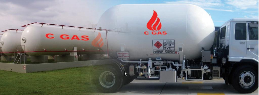 c-gas trucks