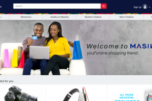Ugandans can also shop online from USA, Chinese stores using Masikini