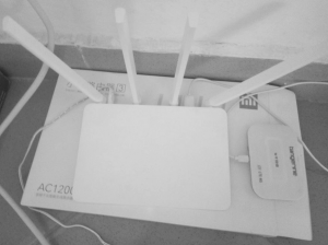 xiaomi router with mifi