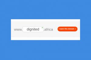 dot africa domain