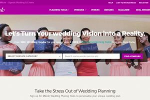 Mikolo.co.ug lets you find all your wedding and events service providers online