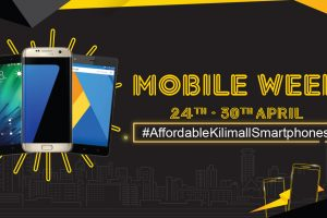 Kilimall Mobile Week 2017: Here is a selection of the best deals on devices