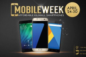 Kilimall Mobile Week: Crazy discounts, Flash sales, Free delivery and all you need to know