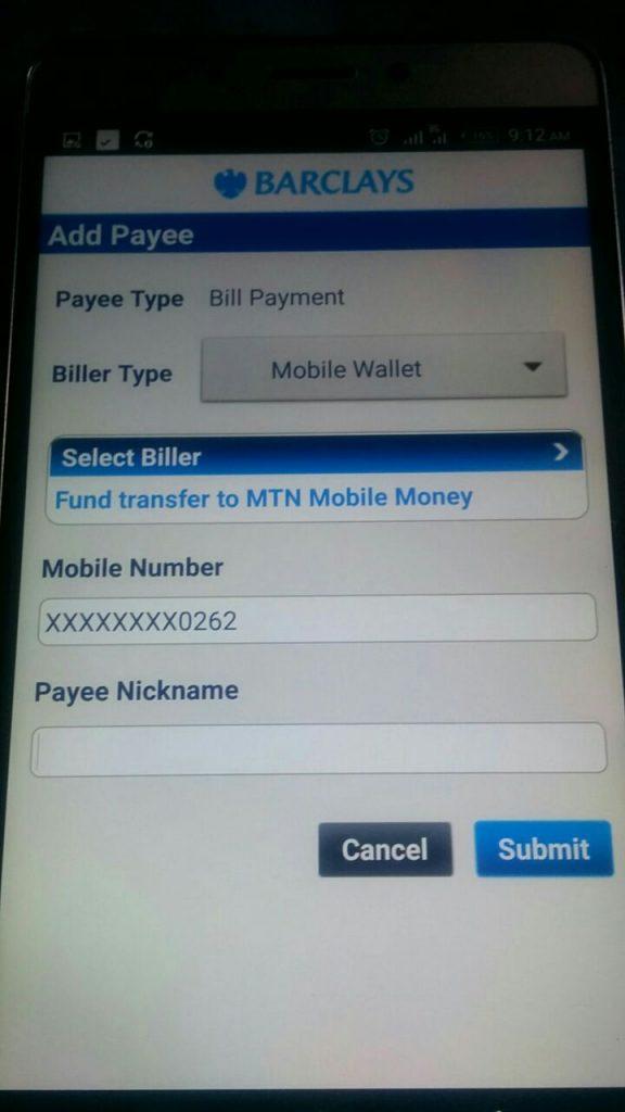 barclays bank app