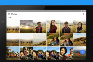 How to share photos on Google Photos using a link