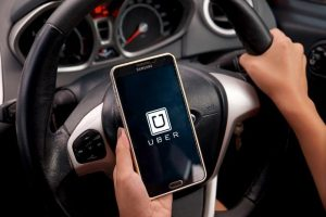 Uber is considering adding a tipping feature in its app