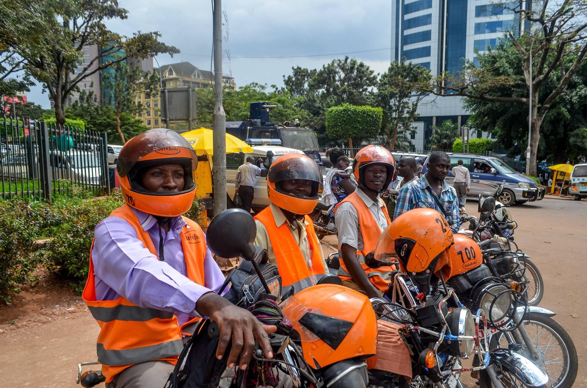 safe boda riders