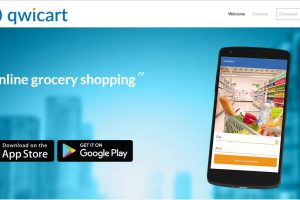 Qwicart: Online Grocery Shopping App which can deliver to your doorstep