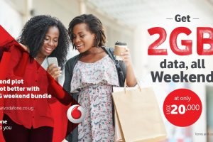 The 4G Weekend Bundle from Vodafone Uganda is perfect for keeping you connected over the weekends.