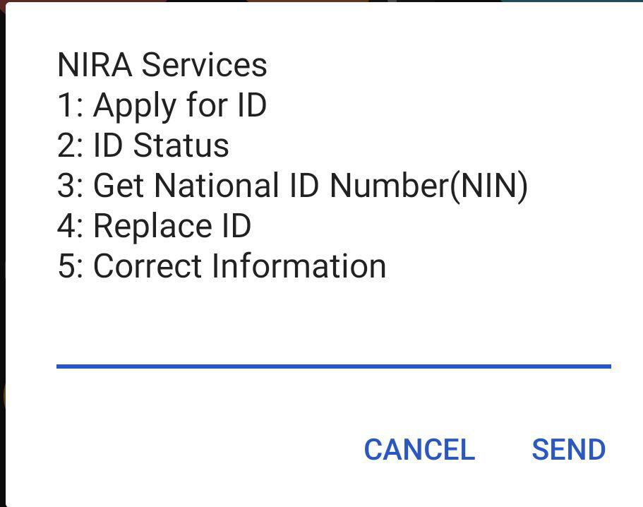 Here's how to track the status of your National ID