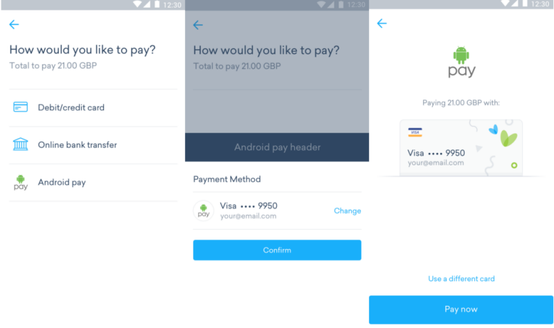 android pay world remit app