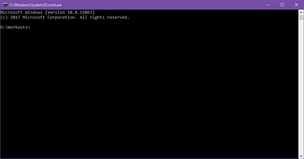 Renaming multiple files step 3