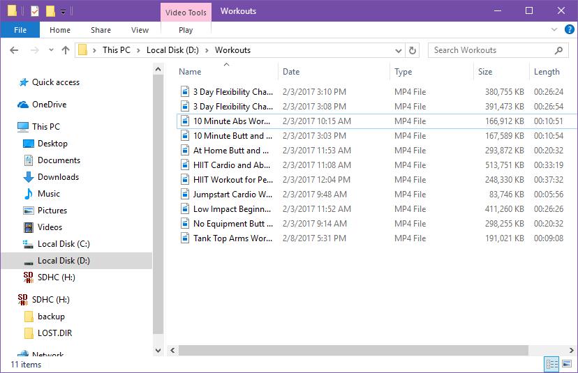 Renaming multiple files step 1