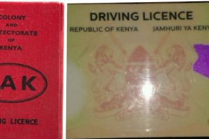 Kenya's new ATM-like Smart driver's Licence will improve road safety and lessen crime