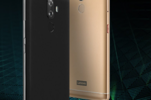 The Lenovo K8 Note is Lenovo's first stock Android phone