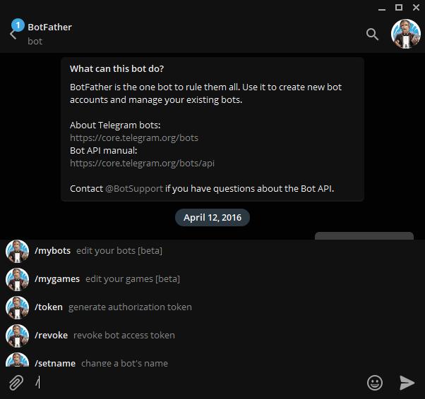 The best: telegram bot create channel