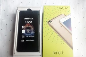 Unboxing the Infinix Smart X5010: A Smart choice at an affordable Rate
