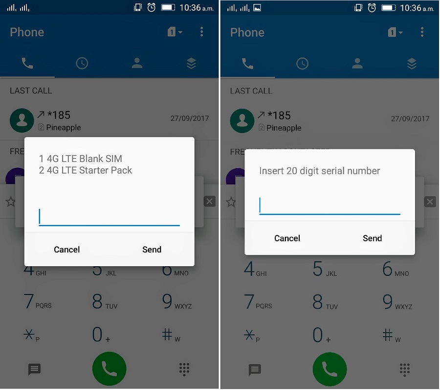 Airtel Uganda 4G-LTE