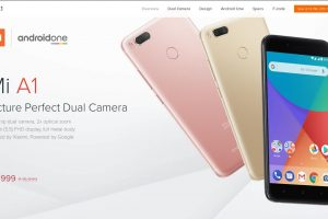 Xiaomi Mi A1 aka 'Google Pixel Lite' is coming to Kenya through Avechi