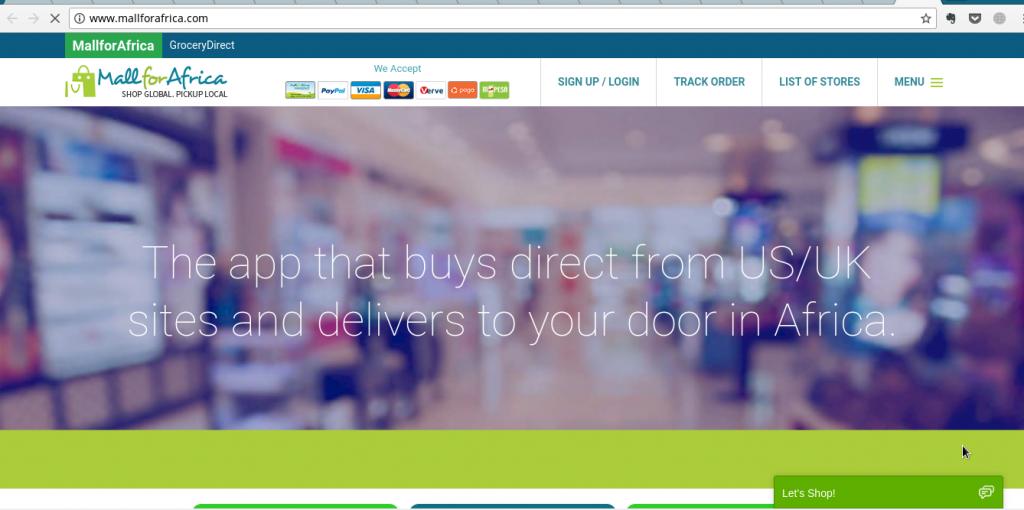 mall4africa website