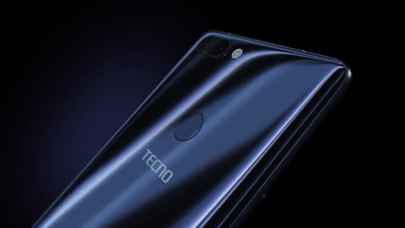 5G TECNO smartphone