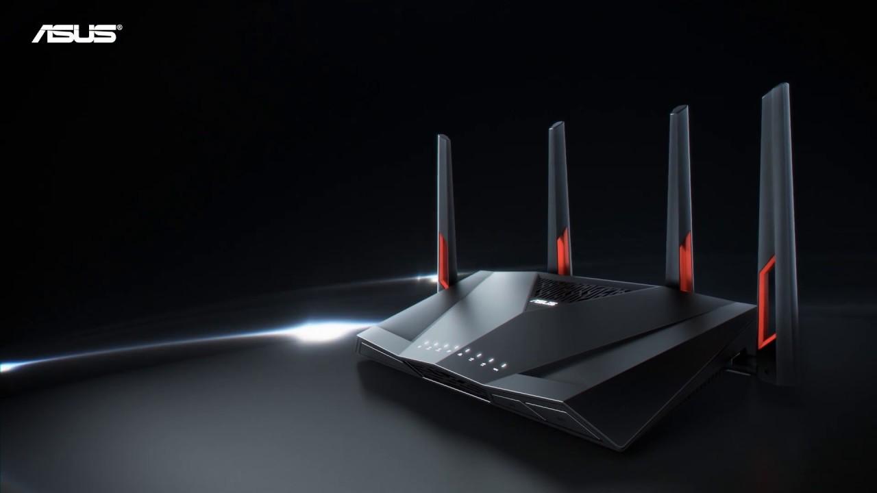 ASUS RT AC88U Dual band Gigabit Router