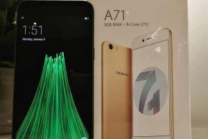 OPPO A71 now in Kenya for the price of 19,990 ksh