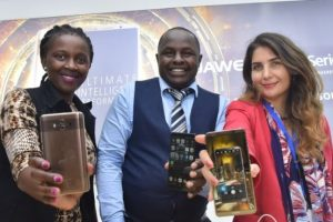 Huawei Mate 10 officially launched in Kenya via Jumia