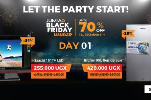 Here are the best Jumia Uganda Black Friday Deals this November 2017